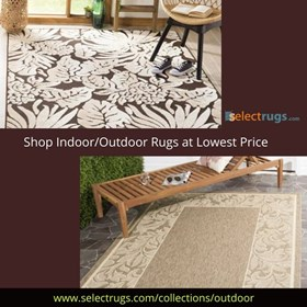 Area Rugs: Designer Home Decor Indoor/Outdoor Rugs in the USA