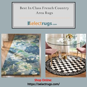 Area Rugs: French Country Area Rugs at Discounted Prices